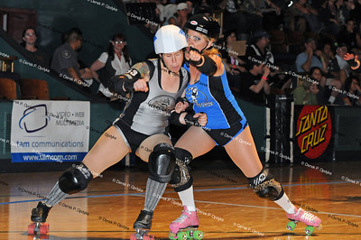 SCDG Bombshells vs. LADD Ri-ettes - May 21st, 2011