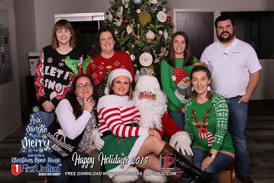 Christmas Open House 2018