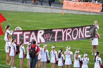 Raiders Varsity vs Tyrone