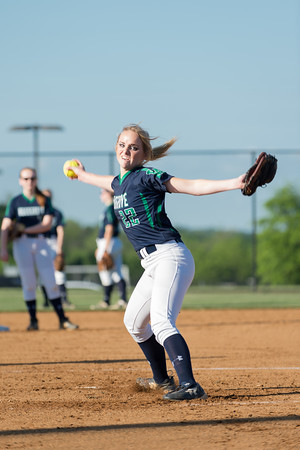 Softball: Woodgrove 6, Riverside 0 by Jeff Vennitti on May 23, 2018