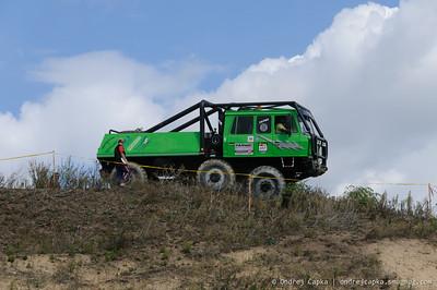 Truck Trial Černuc 09/2012