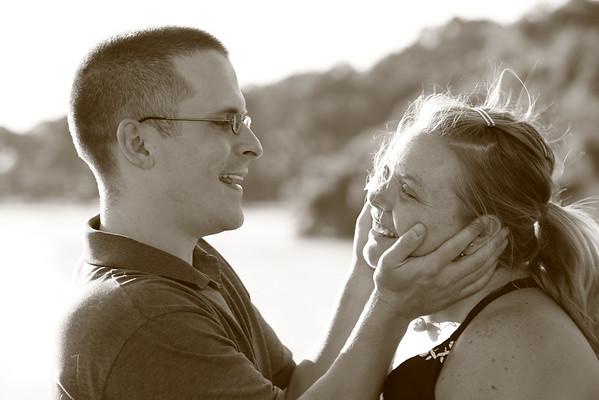 Allison & Mike Engagement Photos