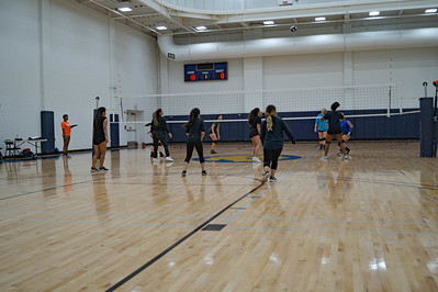 Intramural Volleyball League Fall 2019