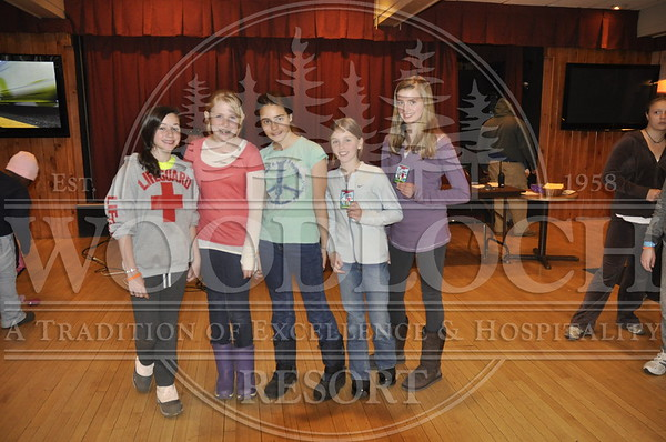 April 2 - Girl Scouts @ Woodloch
