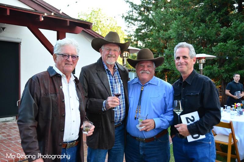 Mike Smith, Joel Bartlett, Dan Steadman and Ed Rossi