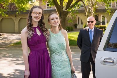 Kendra Miller & Friends OTHS Pre-Prom 2015