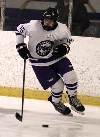 HS Sports - Gabriel Richard Woodhaven Hockey 2-19