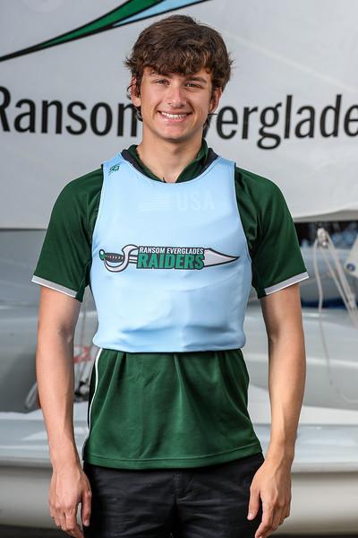 Ransom Evergaldes Sailing Team, 2021