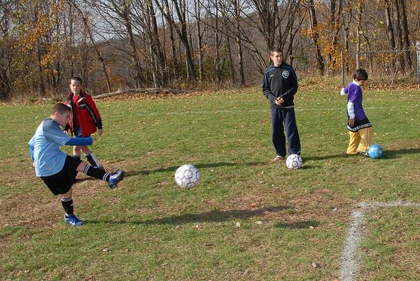 Soccer League 11-10-07