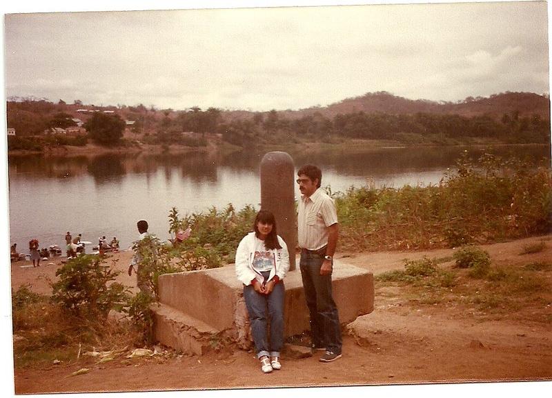 Viagem Luanda- Dundo
