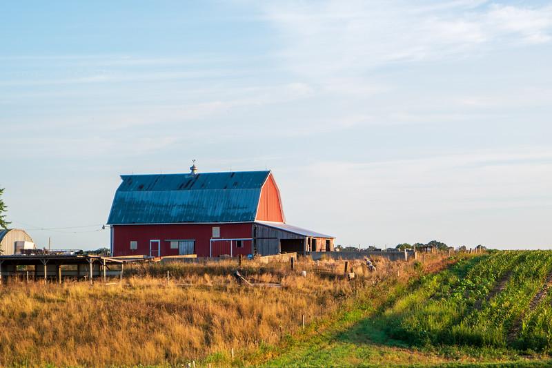 Iowa Barn