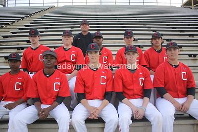 2016 CHS JV Baseball