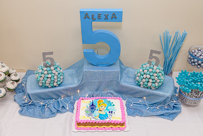 Alexa Birthday Pary