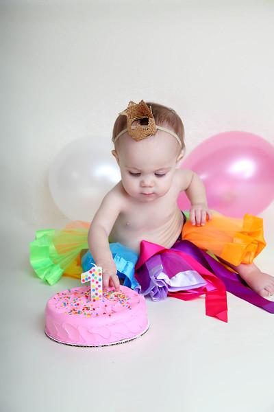 Photography: Bria--One Year/Cake Smash