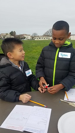 Elliot Ranch Elementary  |  March 1, 2019  |  1st Grade