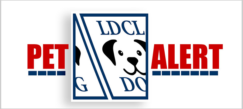 WELCOME to LDCL DOG Pet Alert Stickers!