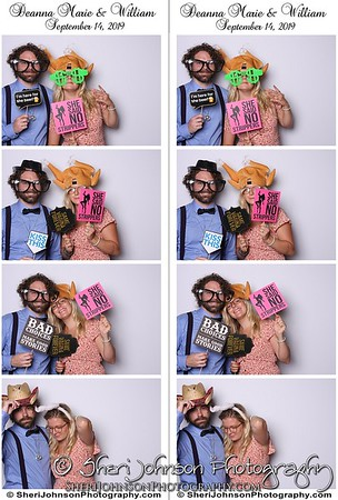 D+W Photo Booth