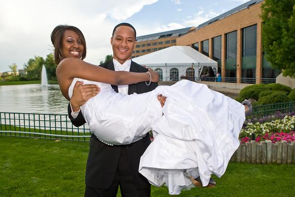 Tiffany and David Wedding