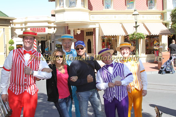 Amy & Rick at Disney World & Animal Kingdom