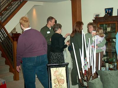 2003 - October Scott's Going Away Party