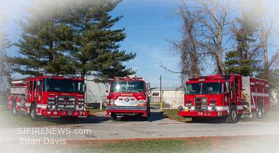 Deepwater  Fire Co. (Salem County NJ) Engine 7-1