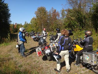 Ride 22 Sept. 2012