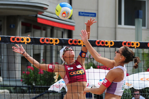 COOP Beach Tour -Basel (Women's and Mens Semi Final and Final)