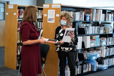 54957 Renate Frydman Library Visit 9-3-20