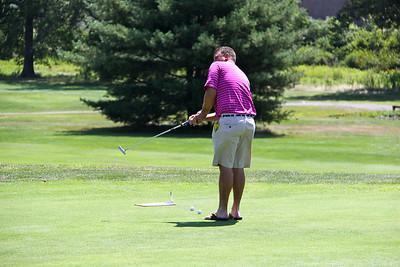 Luke's Golf Outing