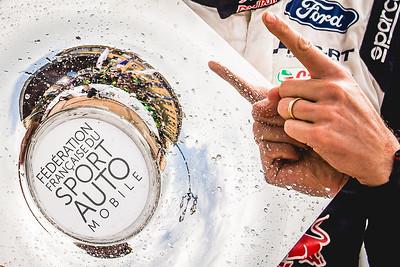 WRC Rally Corsica 2018