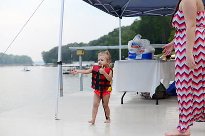 Bookers Dock Party 2015