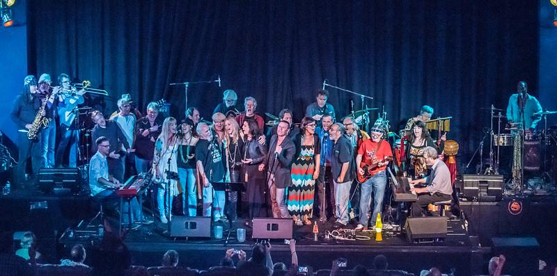 Joe Cocker Tribute-The Parkway Theatre-2015
