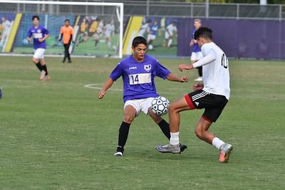 Laker Soccer vs Laquey