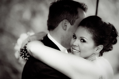 First Looks and Couples Portraits