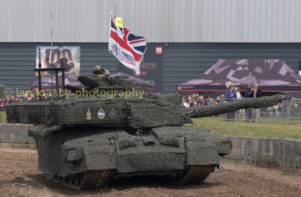 Armour fom the british Army