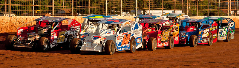 Short Track Super Series Big Block Mods