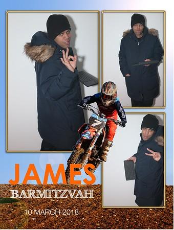 James' Barmitzvah 10.3.18