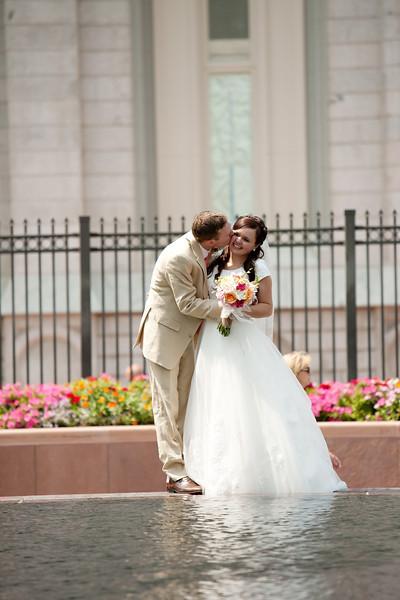 Ally & Chad {Wedding}