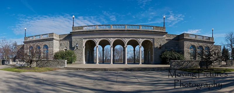 Ault Park Pavilion - Cincinnati, Ohio