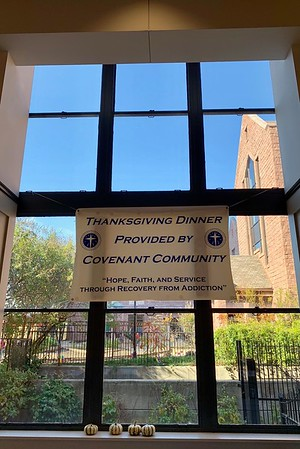 Covenant Community Thanksgiving Dinner