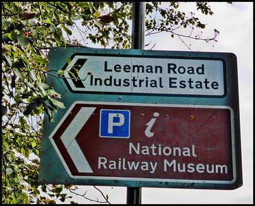 001 - The National Railway Museum, York, UK, - 2014