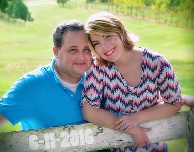Engagement Portraits - Amanda & Nic
