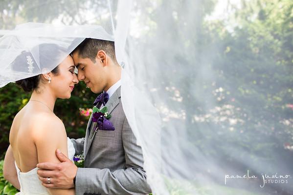 Andrea + Louis Wedding