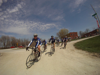 Spring Classic Gravel Race, Cumming
