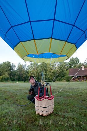 Ducky R/C Hot Air Balloon