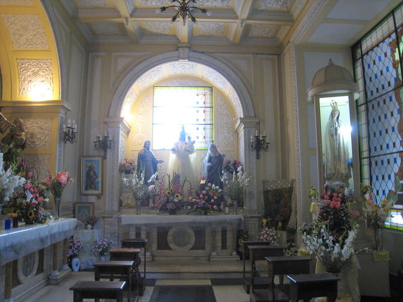 Chapel of St. Rose of Lima, Convent de Santo Domingo, Lima, Peru