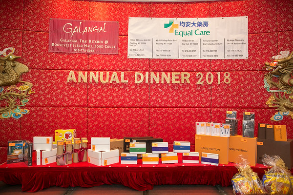 Equal Care & Galangal Annual Dinner 2018
