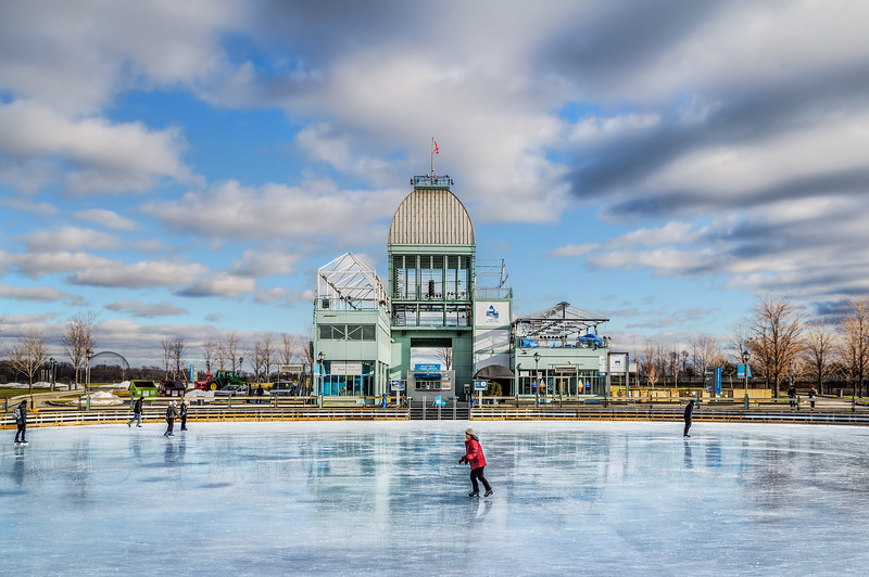 Travel Photography Blog - Canada. Montreal. Old Port