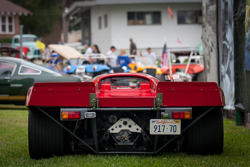 Herb Wysard's recreation of the Porsche 917
