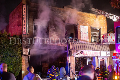 Freeport Multiple Alarm: 70 Guy Lombardo Ave. 13 Nov 20